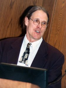 photo of paul grosswiler